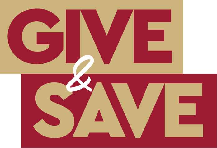 Give & Save