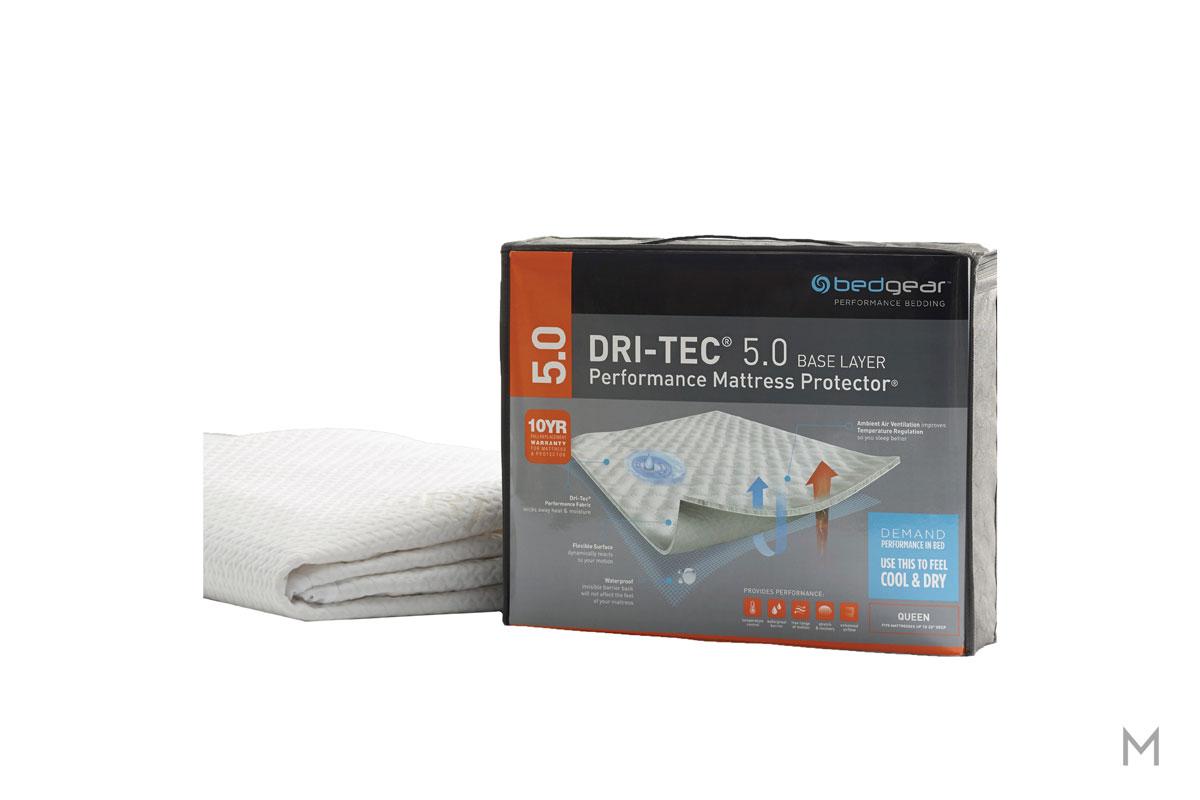 Dri Tec 5 0 Waterproof Performance Mattress Protector
