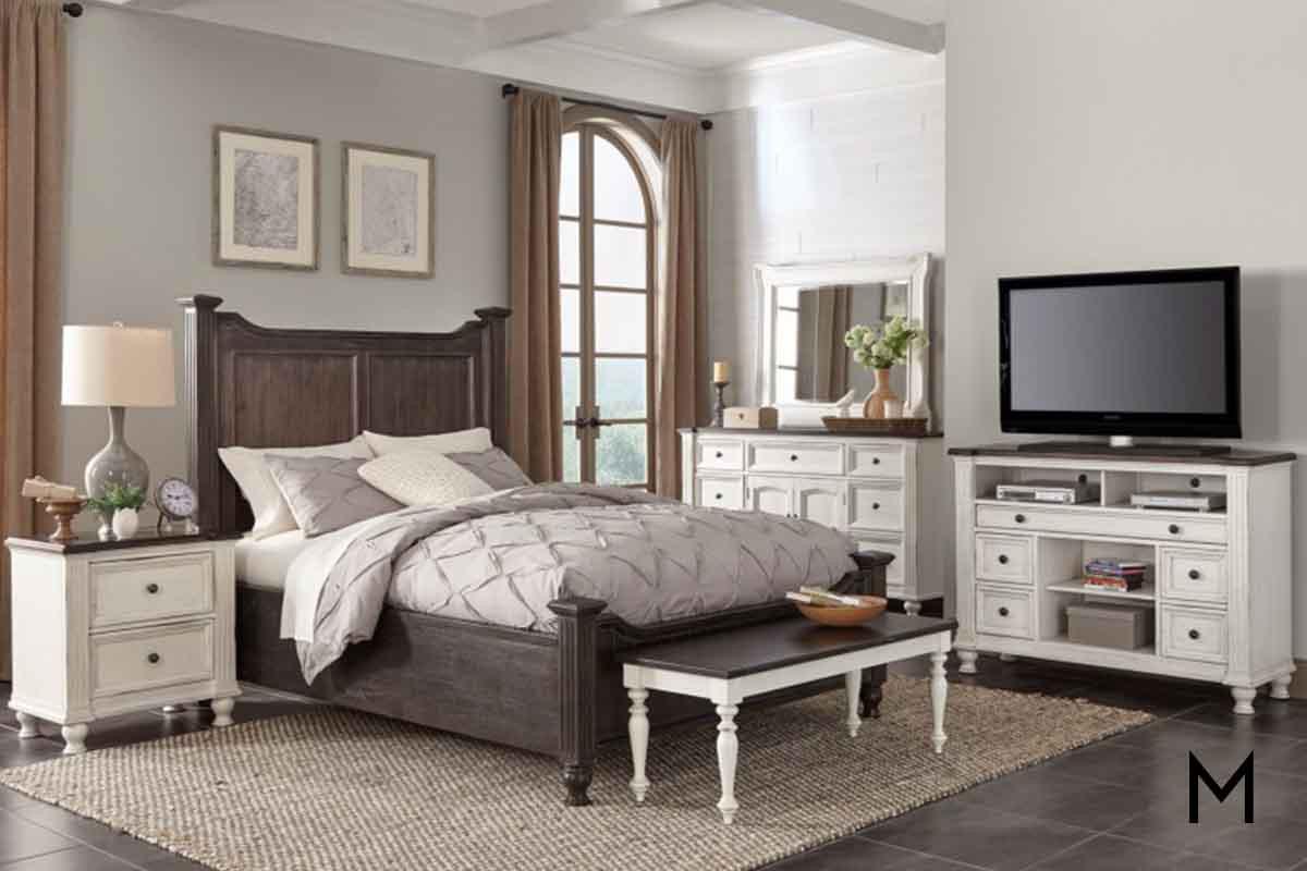 Normandy King Bedroom Set