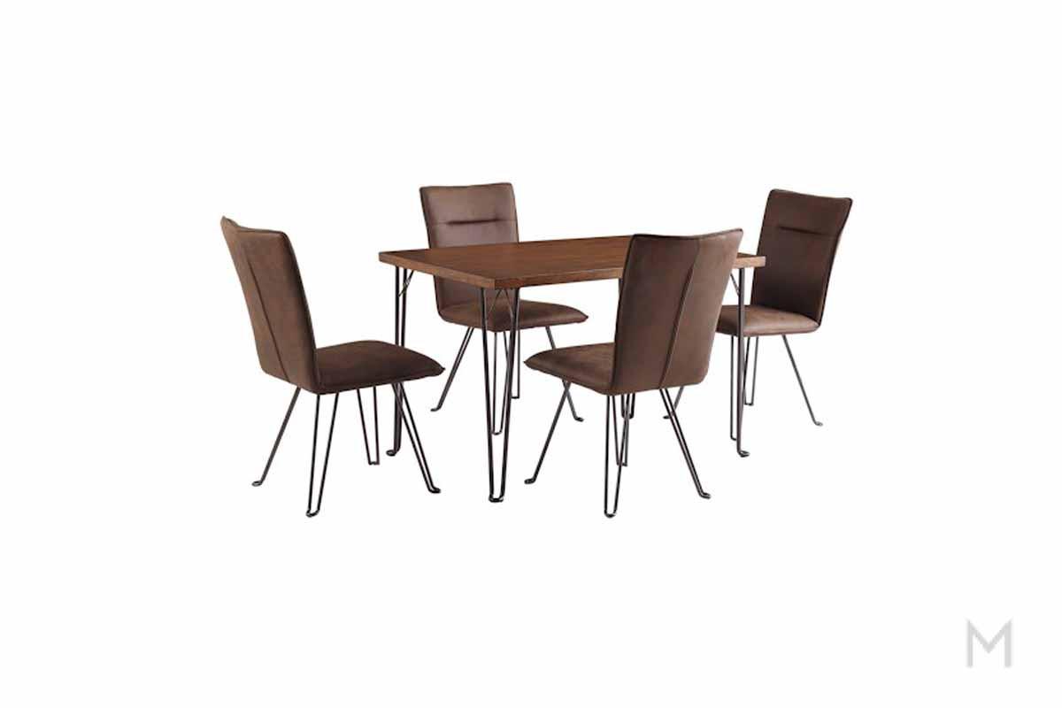 Signature Moddano Dining Set 5 Piece