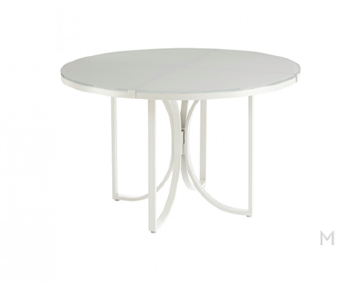 """Manning Outdoor Dining Table 54"""""""
