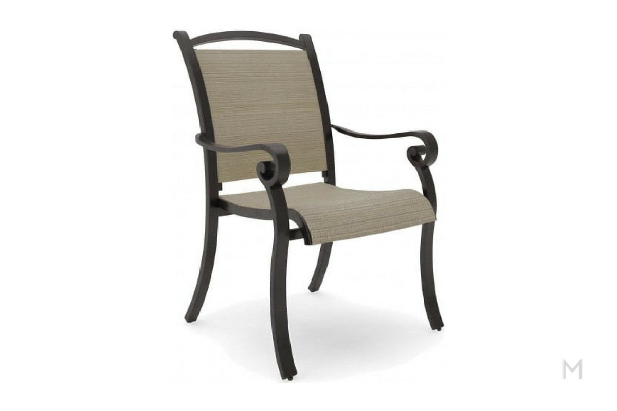Baker Patio Chair A Sling Chair