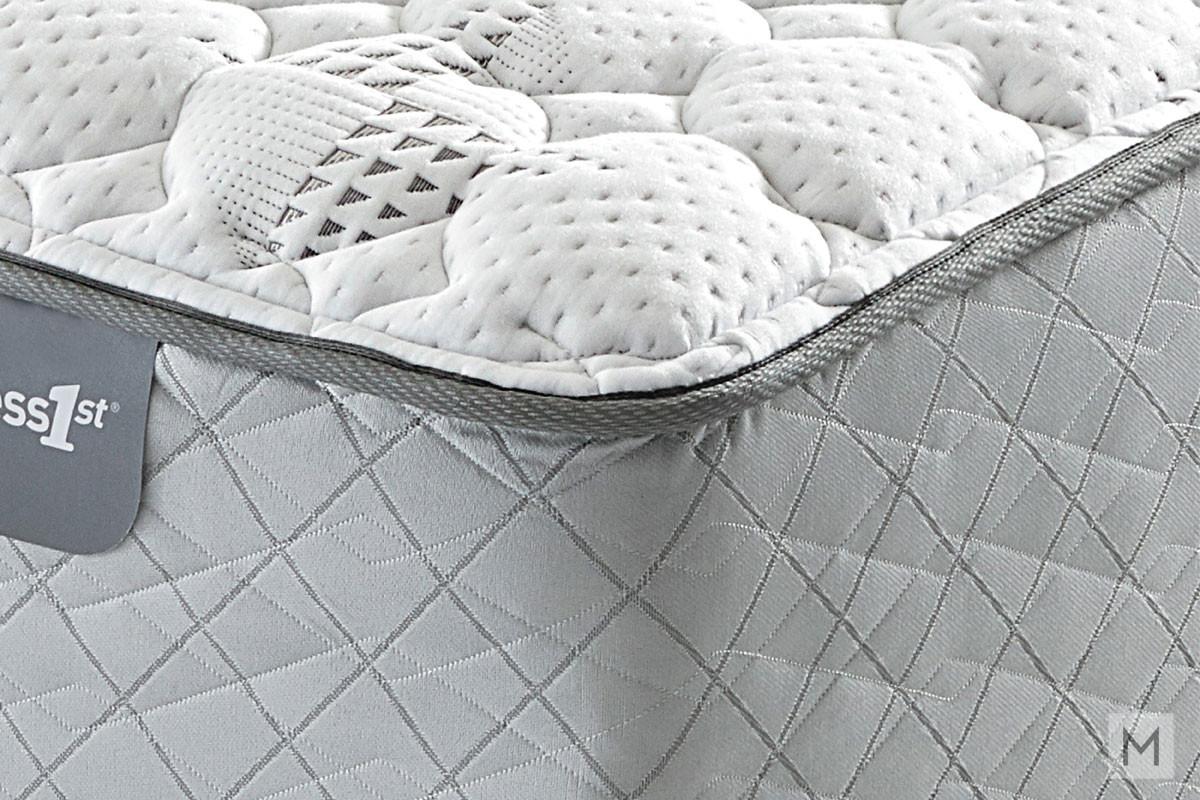 Serta Gel 1st Hybrid Cushion Firm Mattress - Twin XL with Gel-Enhanced Memory Foam