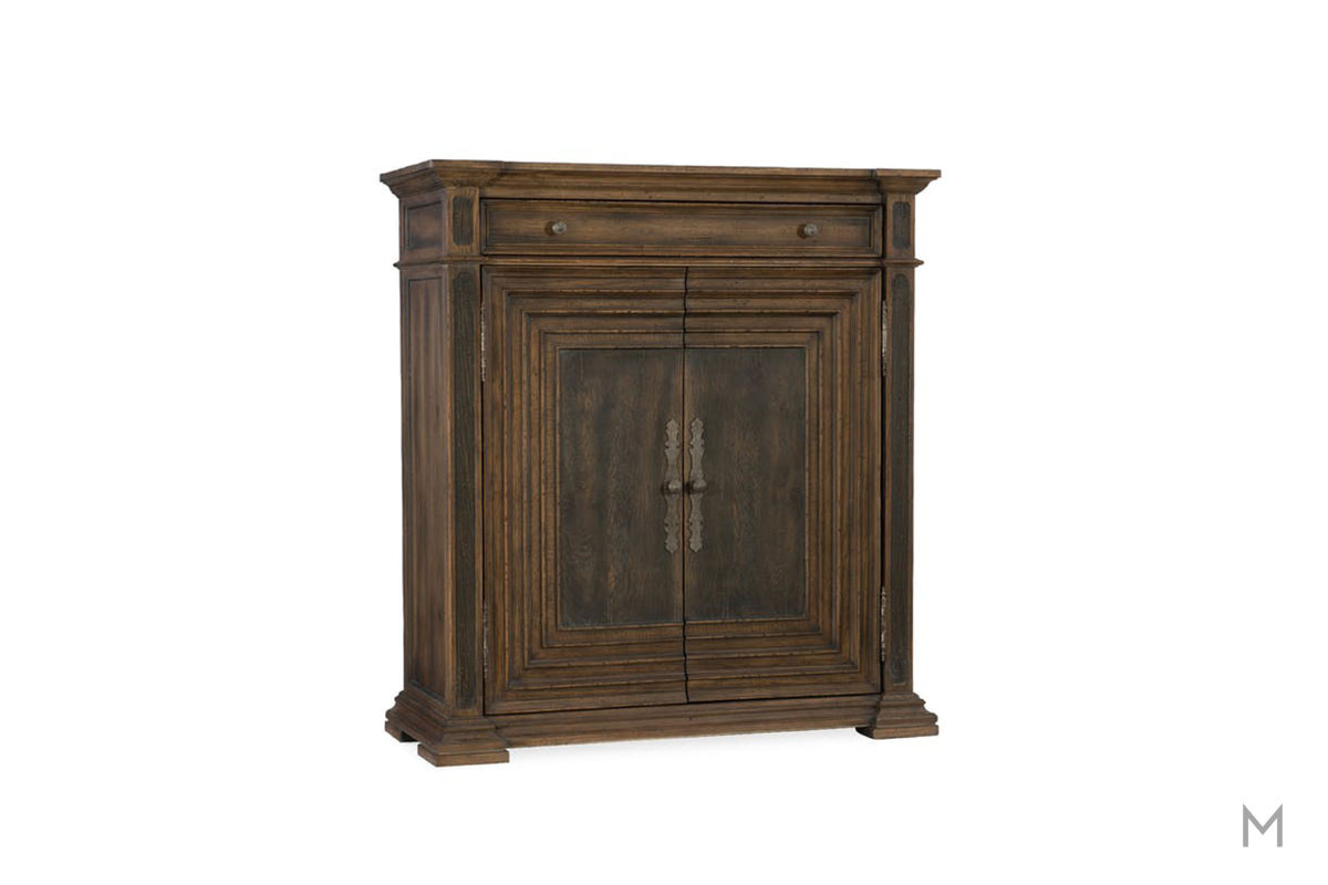 Cypress Mill Accent Cabinet with Drawer Storage