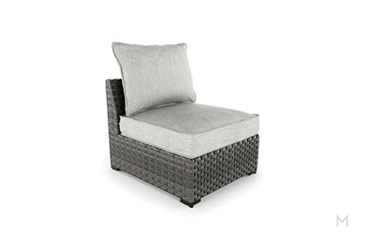 Basket Armless Lounge Chair Basket Collection