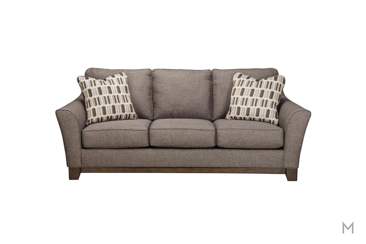 Janley Sofa in Slate Gray