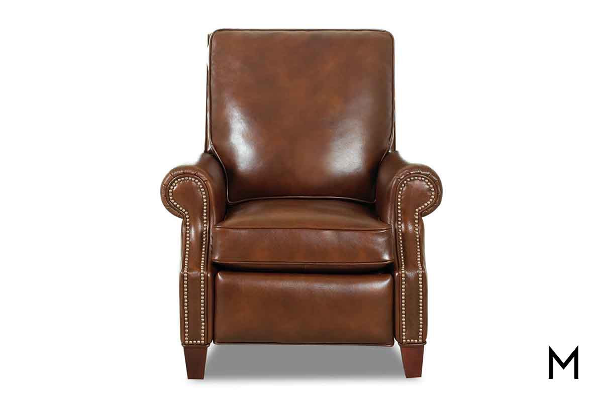 Pleasant Adams Recliner Chair In Leather Alphanode Cool Chair Designs And Ideas Alphanodeonline