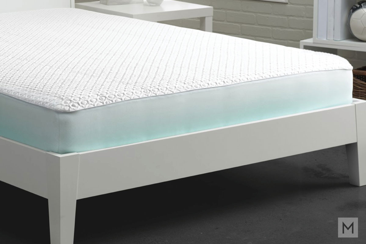 Ver-Tex 6.0 Performance Mattress Protector - Split King featuring Ver-Tex Climate Control Fabric