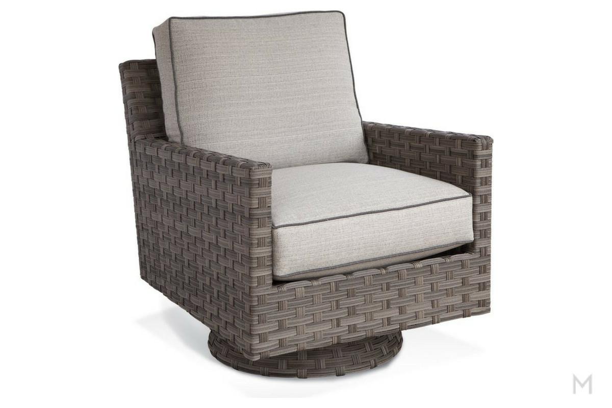 Havana Swivel Patio Chair