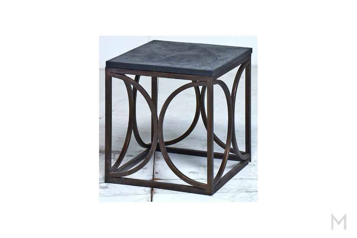 M Collection Easton End Table