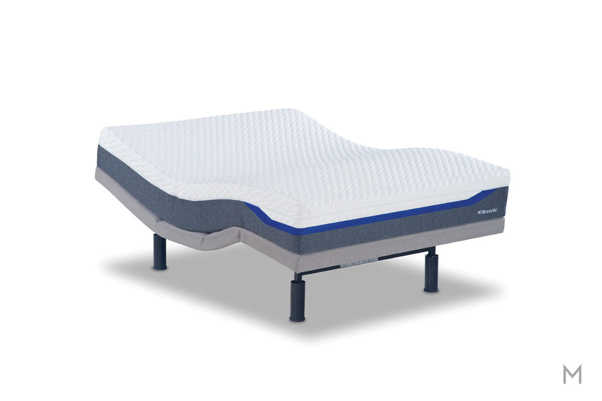 Reverie Dream Supreme™ I Natural Mattress - Split Top King with DreamCell™ Technology