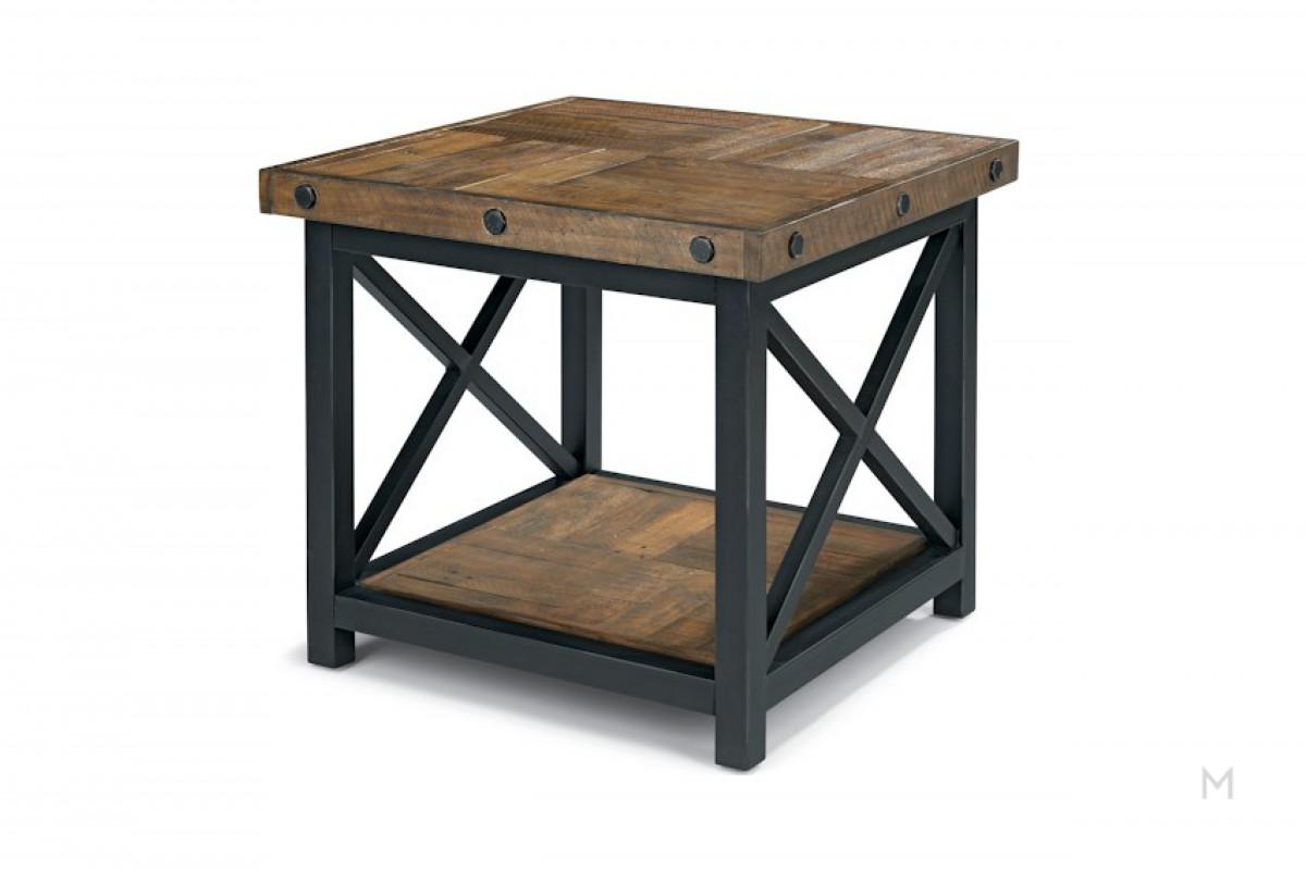 Carpenter Square End Table