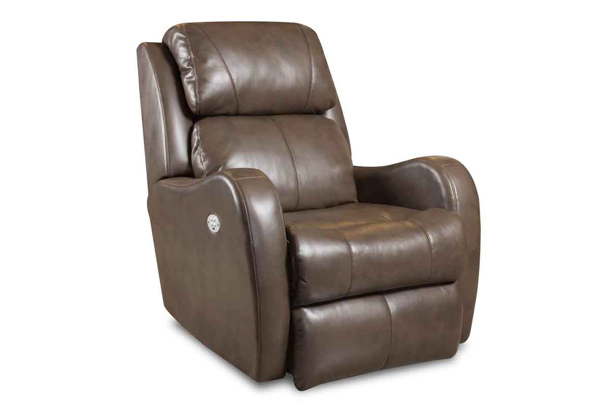 M Collection Siri Rocker Recliner with Power Headrest