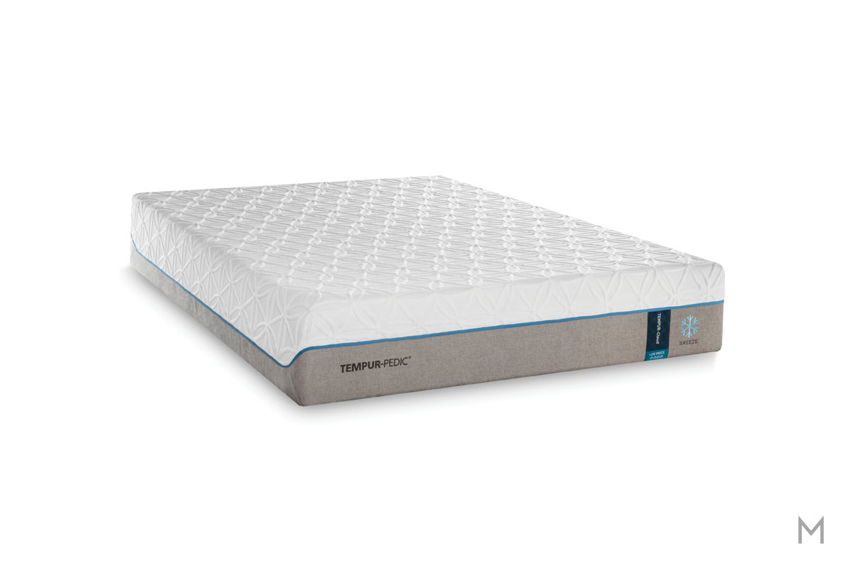 Tempur-Pedic TEMPUR-Cloud® Luxe Breeze 2.0 Mattress - Twin XL with Cooling Cover