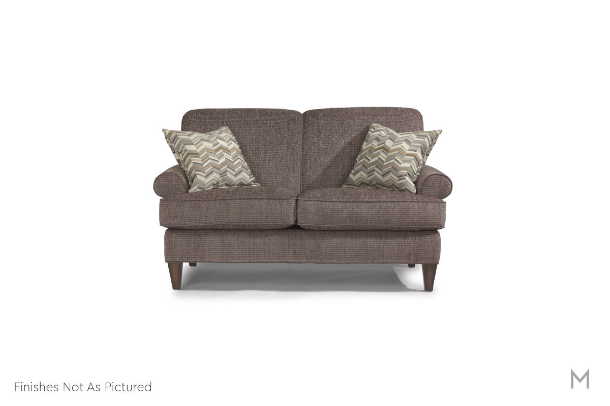 Venture Loveseat in Linen