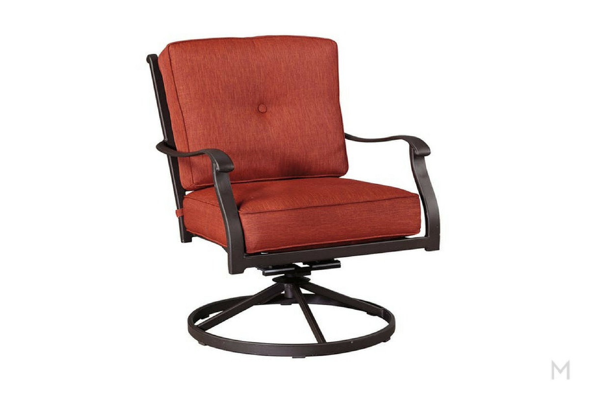 Burnella Swivel Lounge Chair