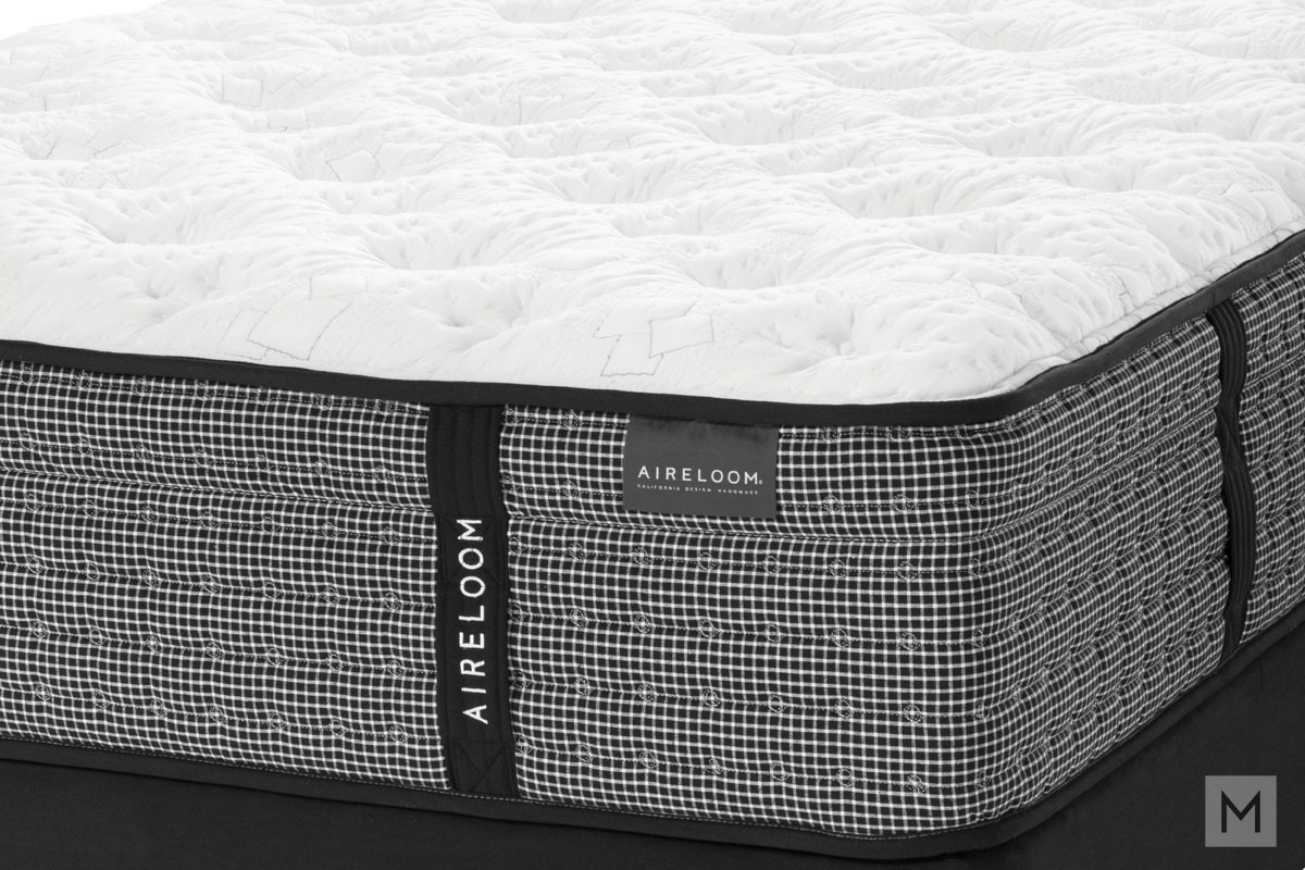 Aireloom Dana Point Luxury Firm Mattress - King with Temperature Regulating CelsionPLUS™