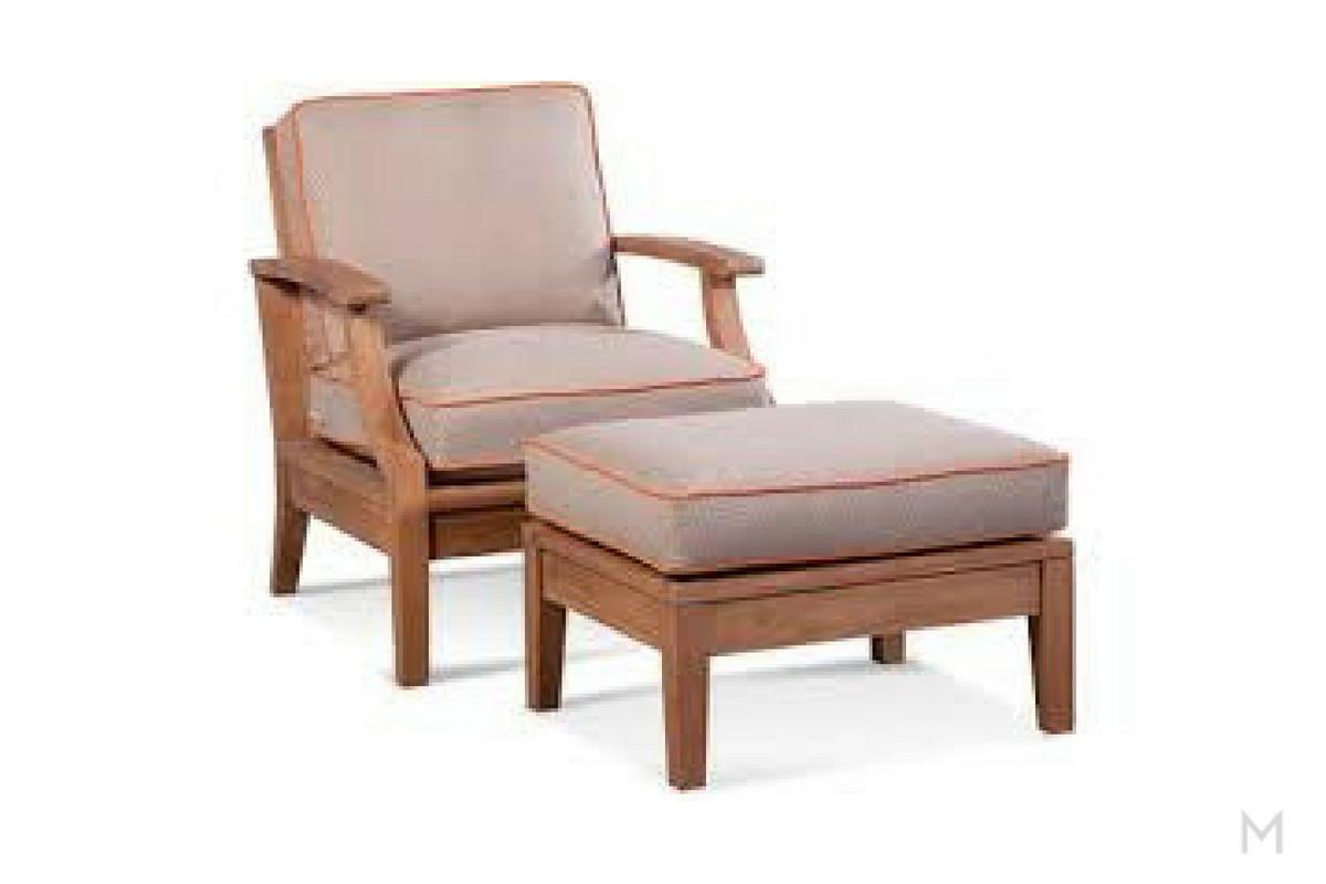 Messina Chaise Patio Chair