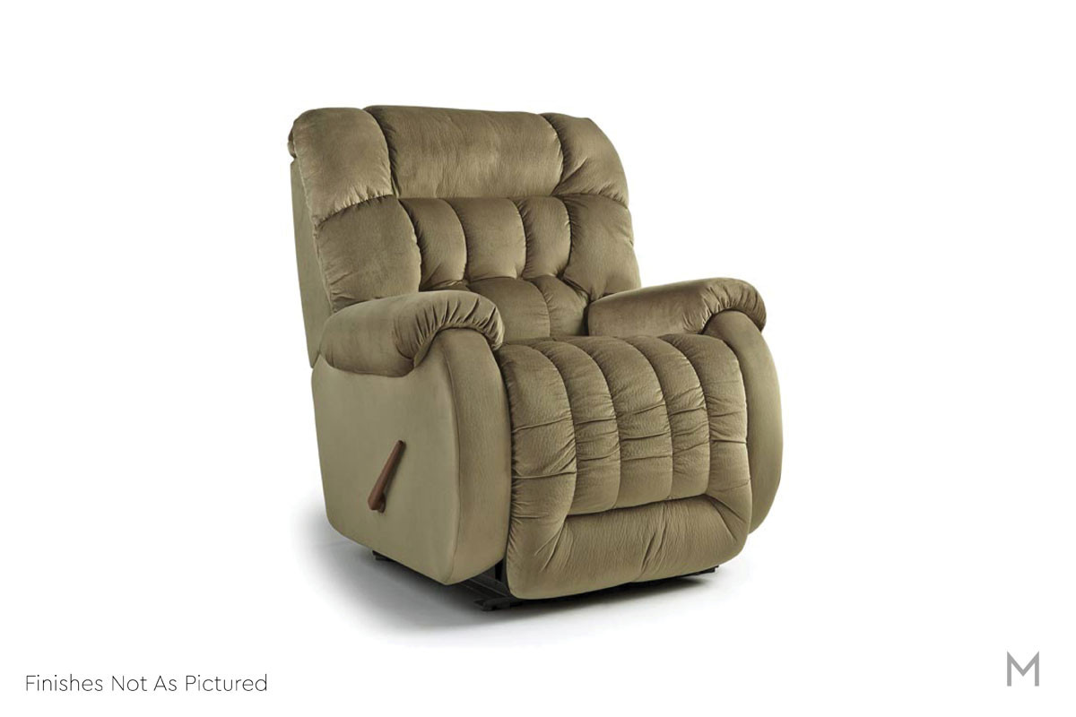 The Beast® Wall Saver Recliner in Godiva