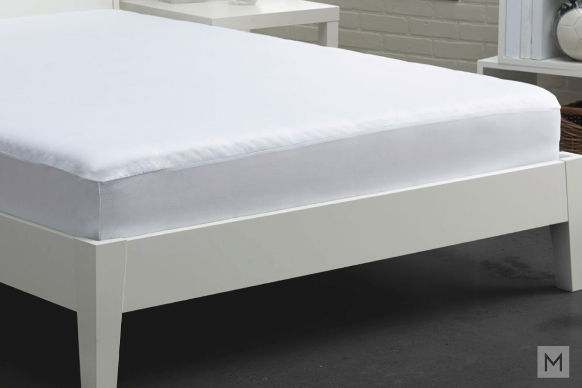 StretchWick 3.0 Performance Mattress Protector - Twin featuring StretchWick Fabric