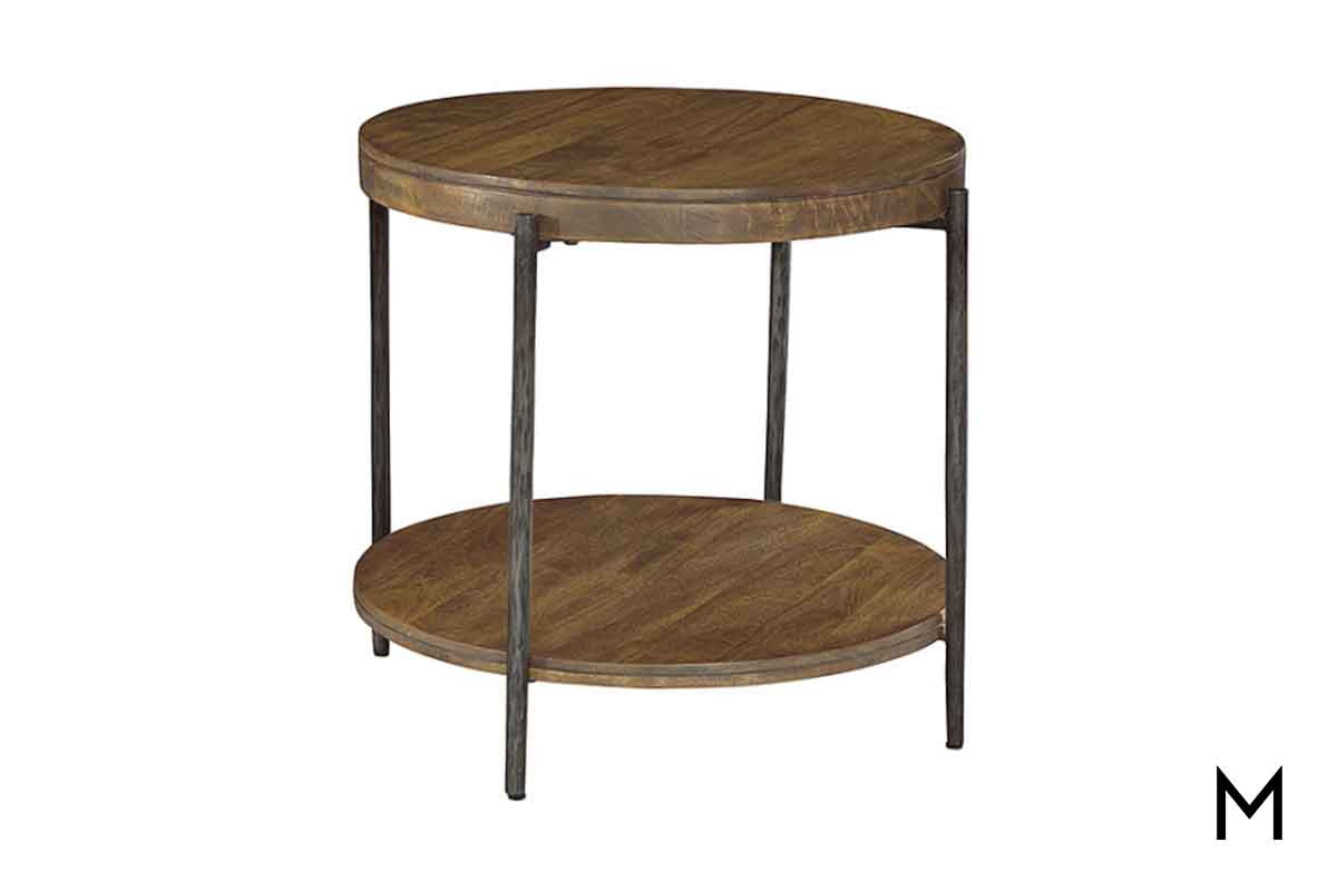 - Bedford Round Accent Table