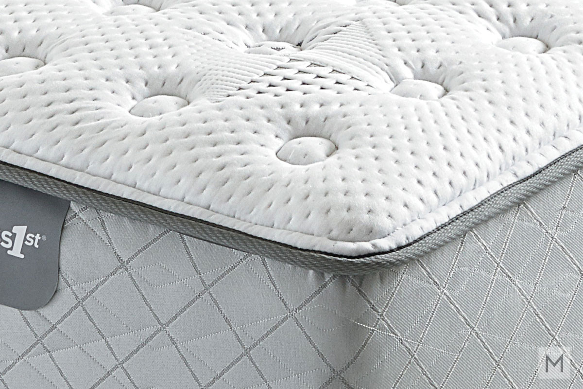 Mattress 1st Harrell Extra Firm Mattress - Full with Gel-Enhanced Memory Foam