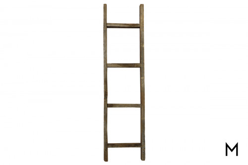 4' Ladder Hanging Rack