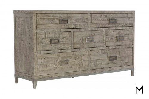 Plank Style 7-Drawer Dresser