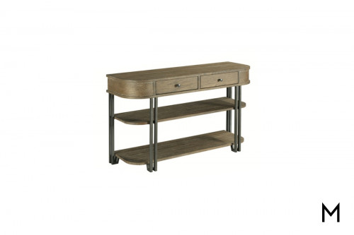 Saddletree Sofa Table