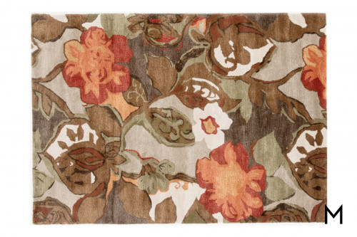 Petal Pusher Area Rug 8' x 10'