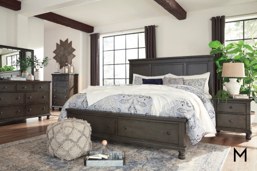 Three-Piece Queen Bedroom Set