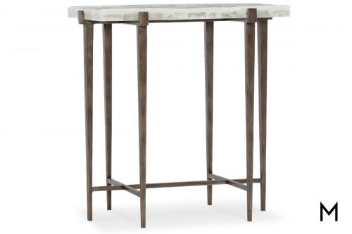 Melange Bellis Accent Table
