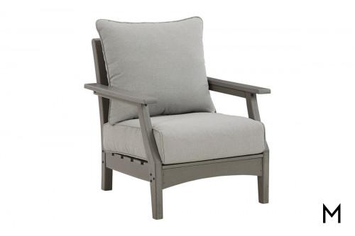 Vista Outdoor Lounge Chair