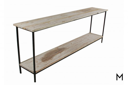 Farm Shed Console Table
