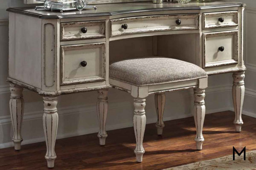 Magnolia Manor Vanity Desk