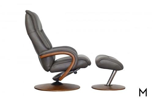 Quantum Chair & Ottoman
