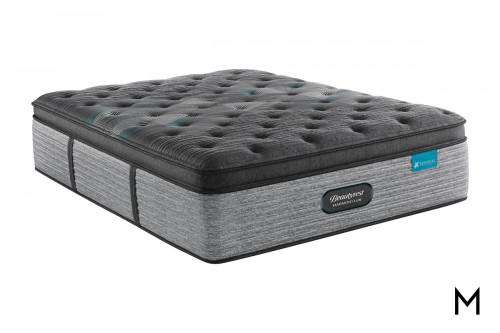 Simmons Harmony Lux Diamond Medium Pillow Top King Mattress
