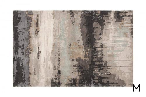 Abstract Area Rug 8' x 11'