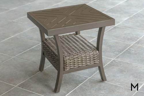 M Collection Trenton End Table