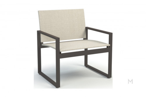 Allure Sling Arm Chair