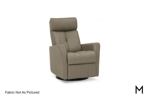 Prodigy 2 Power Swivel Recliner in Rein Caramel