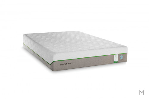 Tempur-Pedic TEMPUR-Flex® Supreme Breeze Mattress - Twin XL with Cooling Cover