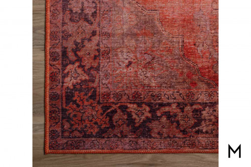 Amanti Ginger Area Rug 5'x8'