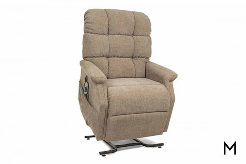 Milia Lift Recliner with Heat Massage