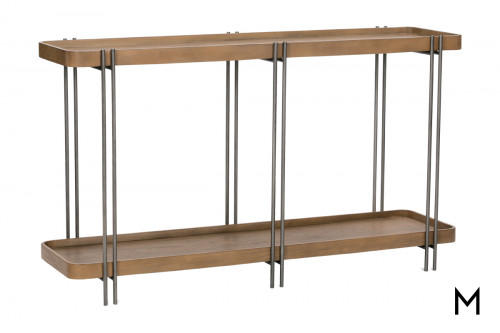 Contemporary Console Table