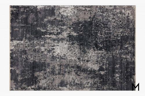 Samra Charcoal Area Rug 5'x7'