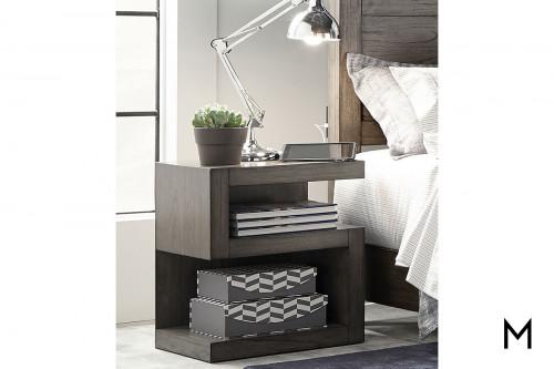 Modern Loft S Nightstand