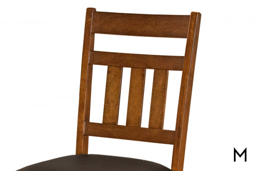 Mason Slat Back Side Chair