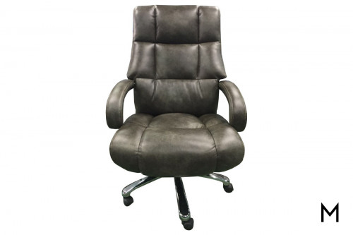 M Collection Home Office Heavy Duty Desk Chair