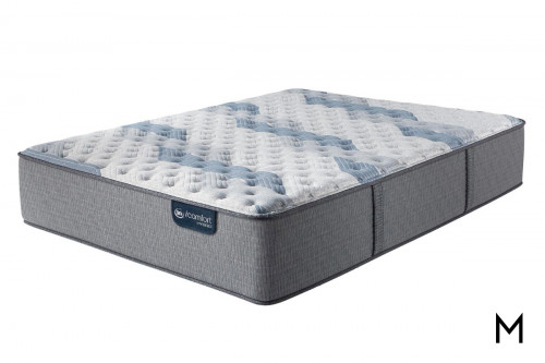 Serta iComfort Hybrid Blue Fusion Extra Firm Tight Top King Mattress